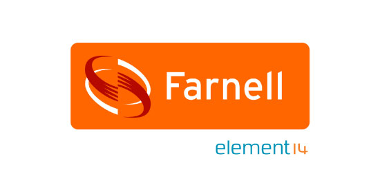 Introducing Farnell as our world-wide distributor
