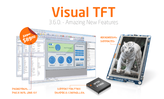 Visual TFT v3.6.0 released!