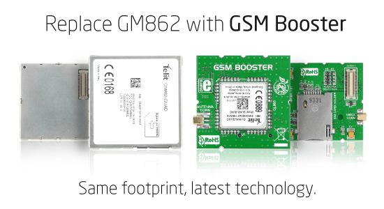 GSM Booster released!