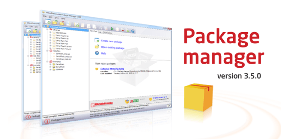 Package manager v3.5.0 released!
