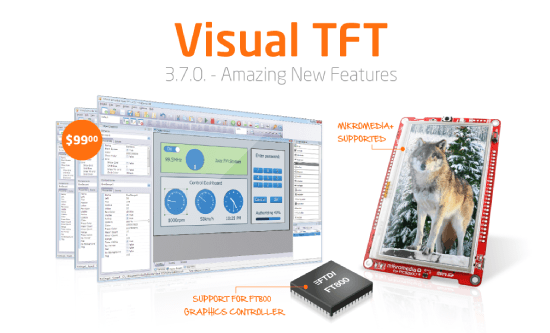 Visual TFT 3.7.0 released