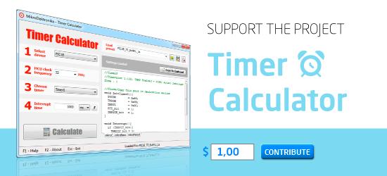 Timer Calculator