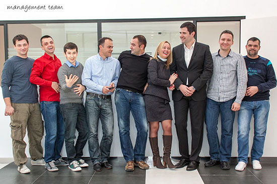 MikroElektronika Management Team