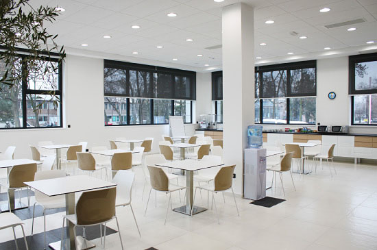 MikroElektronika Headquarters - Restaurant