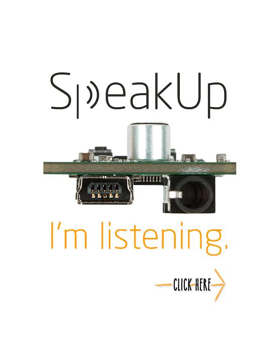 SpeakUp