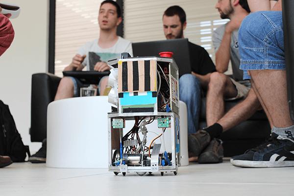 Petnica robot