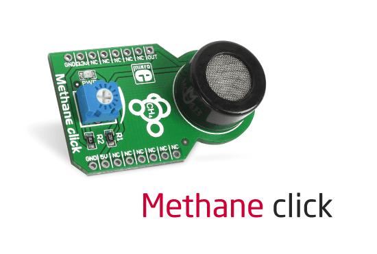 methane click
