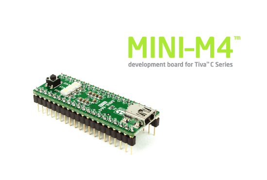 MINI-M4 for Tiva