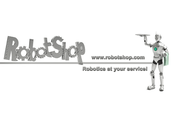 RobotShop Inc. RobotShop is a robot store for personal and professional robot technology. It provides personal, domestic and professional robots, development platforms, kits, and specialized robotic parts. RobotShop is also an important source for robotics education and research. RobotShop sells worldwide.