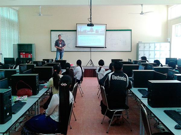 Myanmar education