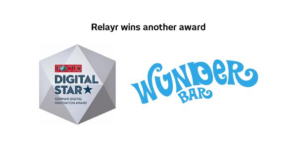 WunderBar wins another award