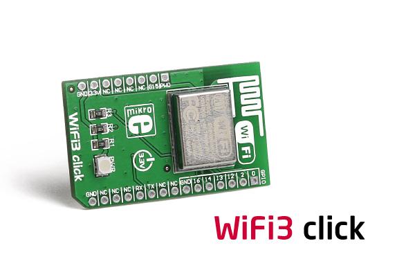 WiFi3 click