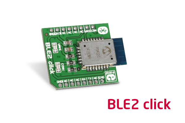 BLE2 click released