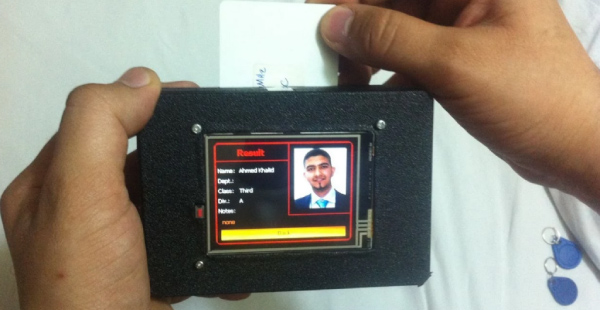 ID checking device
