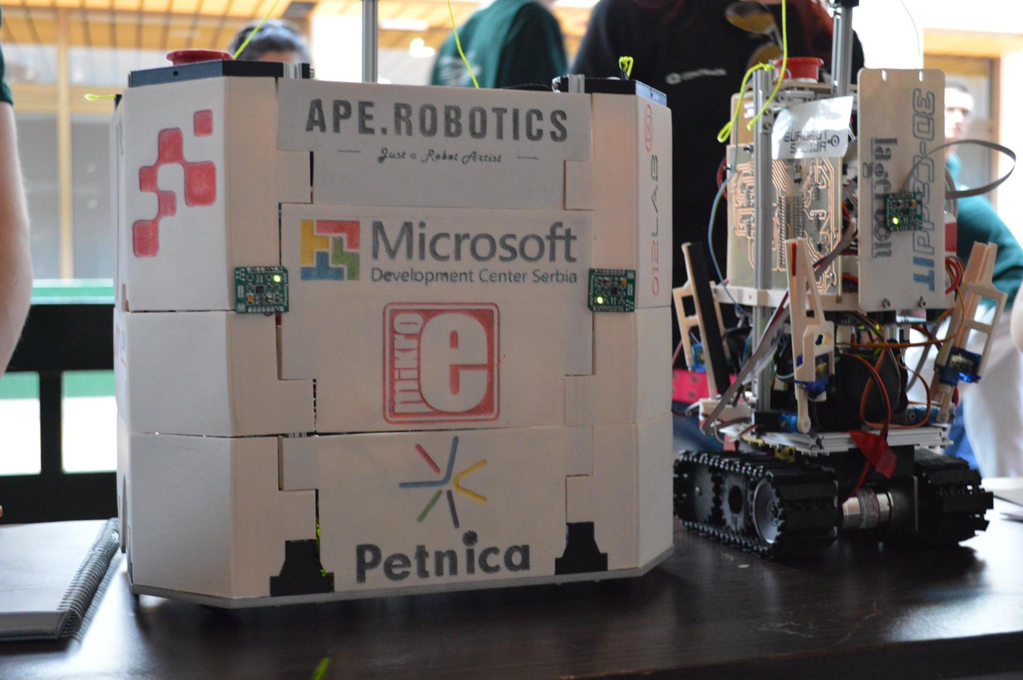 APE Robotics robot
