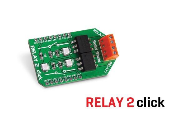 Relay 2 click