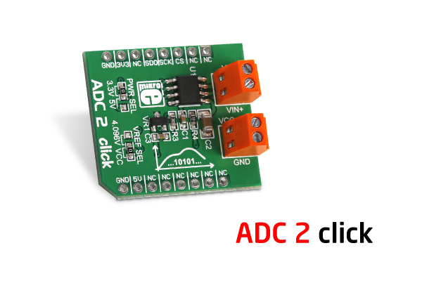 ADC 2 click