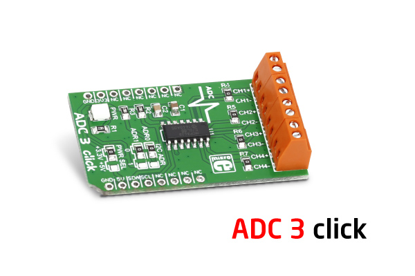 ADC3 click released