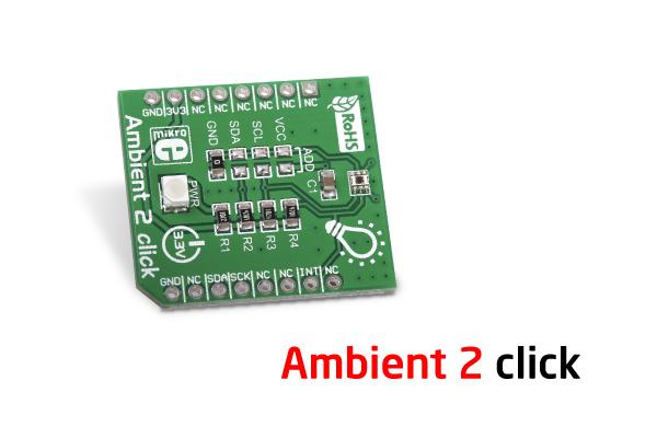 Ambient 2 click