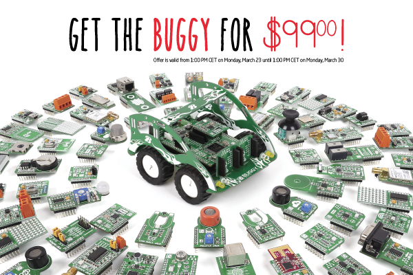 Buggy for $99