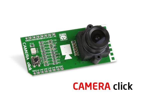 camera click released