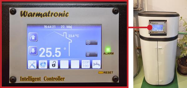 microma warmatronic