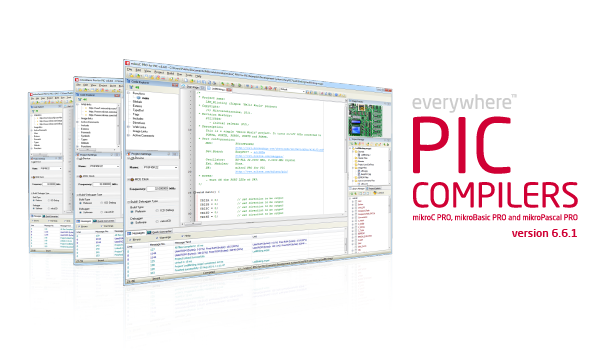 PIC compilers