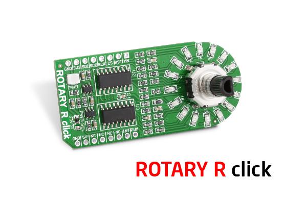 Rotary r click