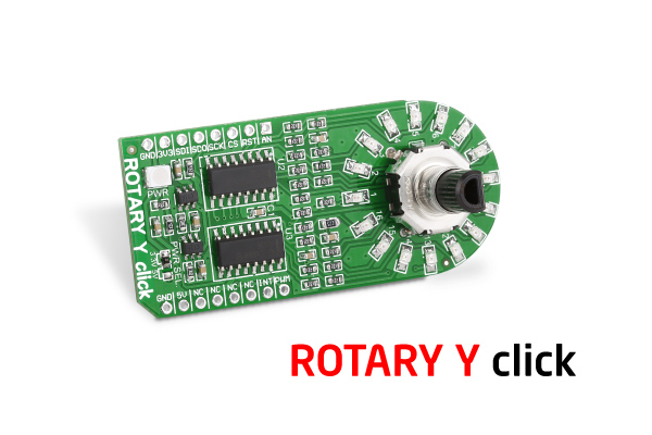 Rotary Y click