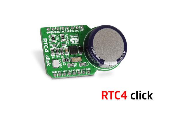 RTC4 click