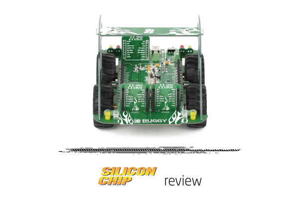 Buggy reviewed in Sillicon Chip