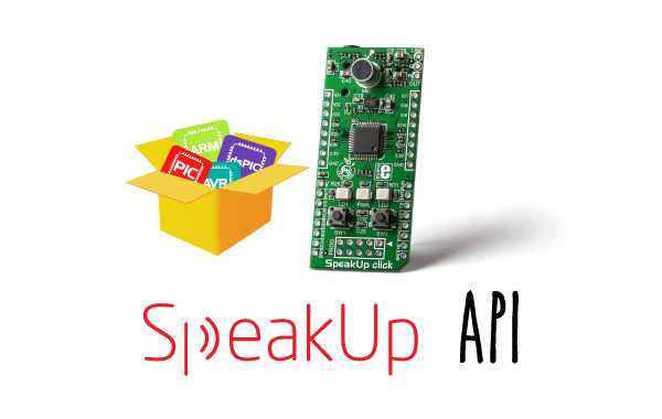 SpeakUp API