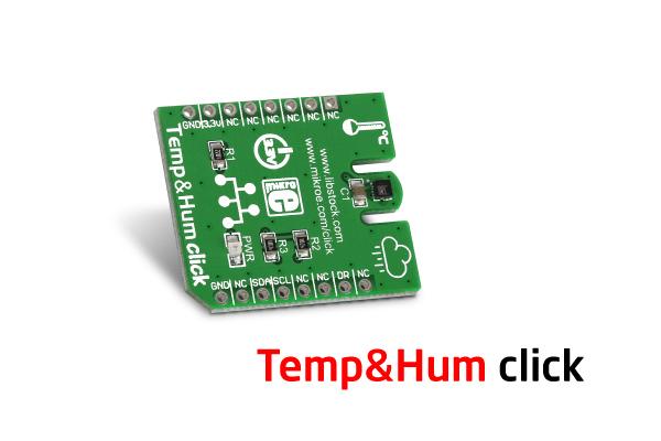 Temp&Hum click