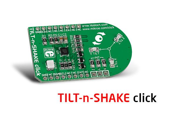 TILT-n-SHAKE click