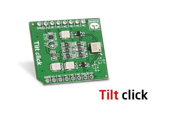 Tilt click
