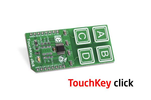 TouchKey click