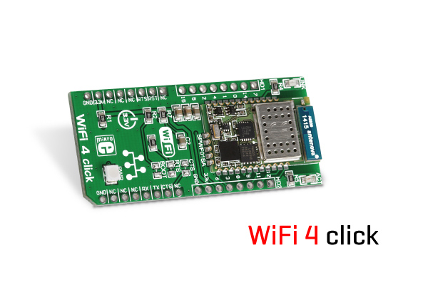 WiFi4 click released