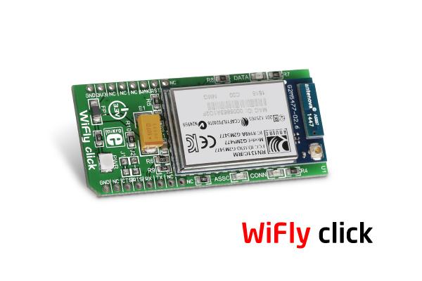 WiFly click