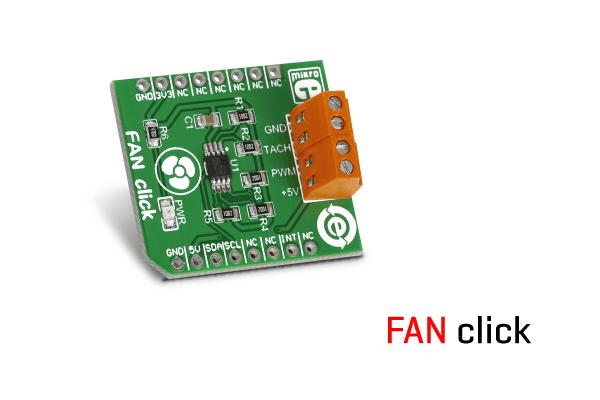 Fan click