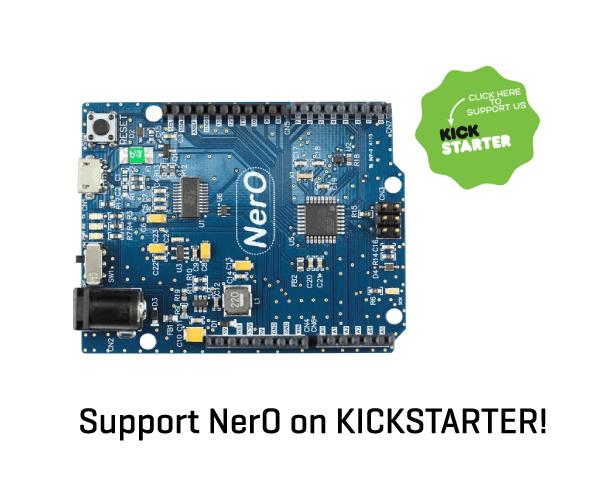 Nero on Kickstarter