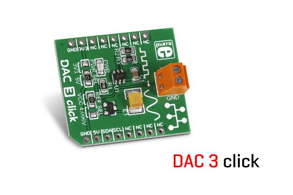 DAC3 click