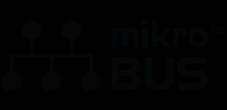 Mikroe mikroBUS logo