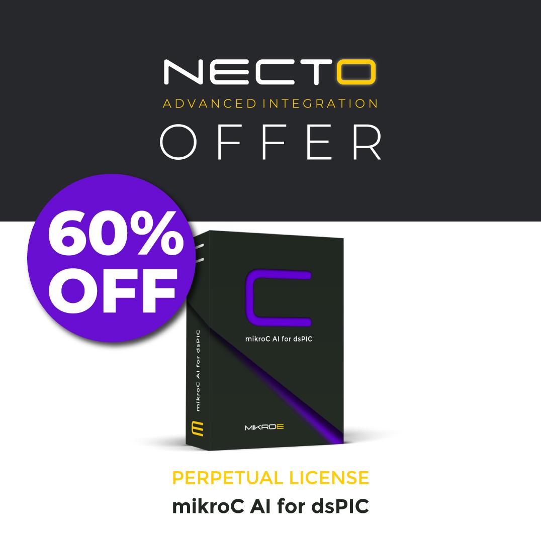 mikroC AI for dsPIC