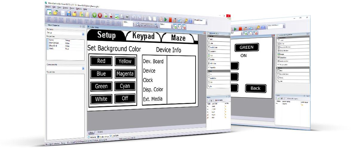 Visual GLCD - MikroElektronika