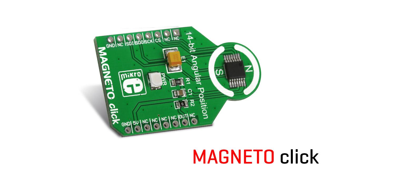 Angular Measurement the Digital Way - AS5048A