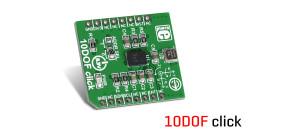 10DOF click board