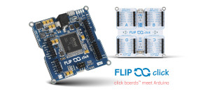 Flip n click board
