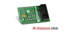 Ir Distance click