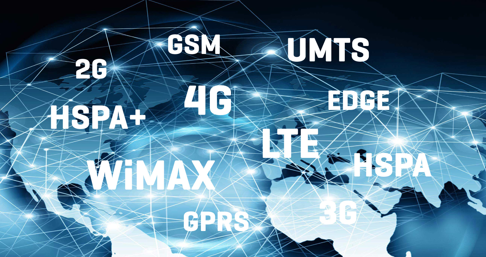 2G / 3G / 4G - Is it all about the speed