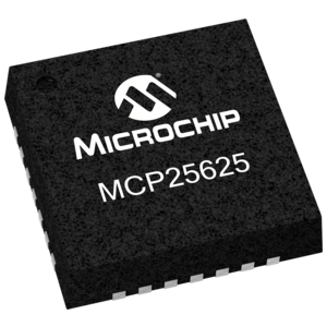 Write SPI, Talk CAN, Read SPI - MCP25625